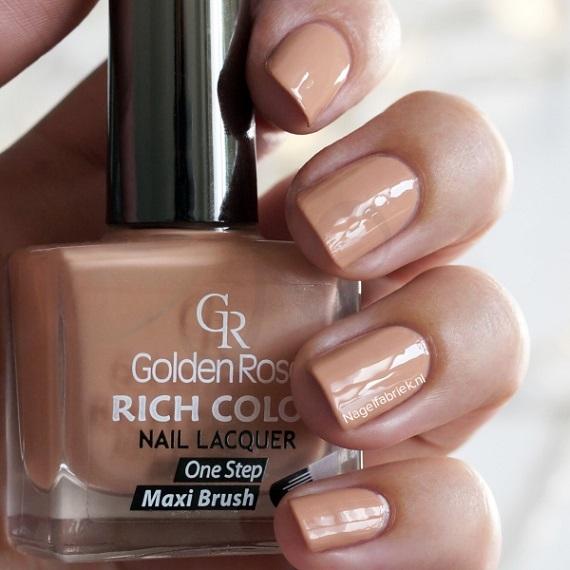 Golden Rose Rich Color 10 Swatch - Nagelfabriek