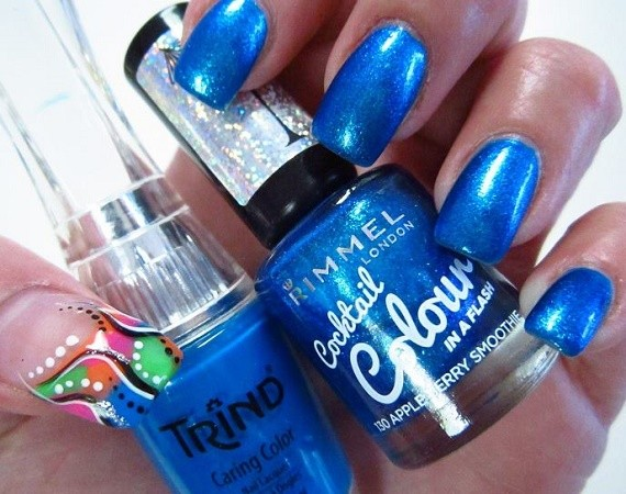 Acrylnagels Neon - blog