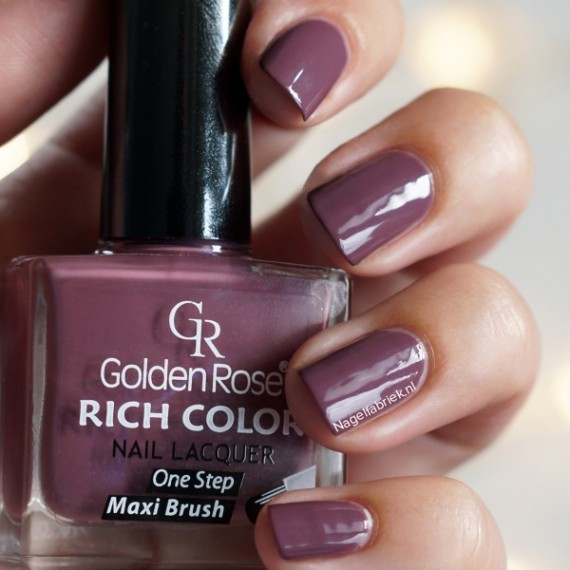 Golden Rose Rich Color Swatches 104 - Nagelfabriek Blog