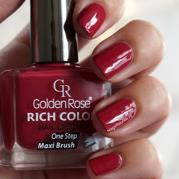 Golden Rose Rich Color Swatches 57 - Nagelfabriek Blog