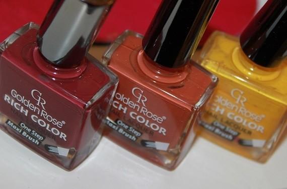 Nail Art Autumn Leaf 03 - Nagelfabriek Blog