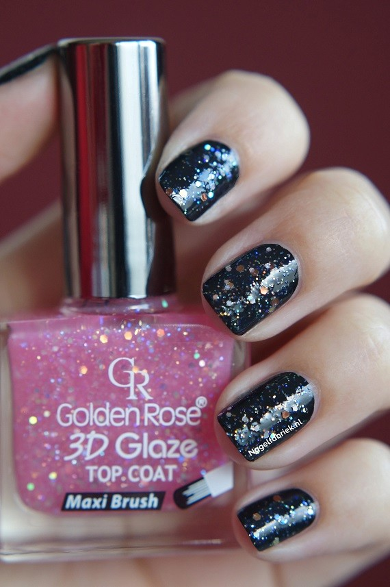 Golden Rose 3D- Glaze Topcoat 06 - Nagelfabriek Blog