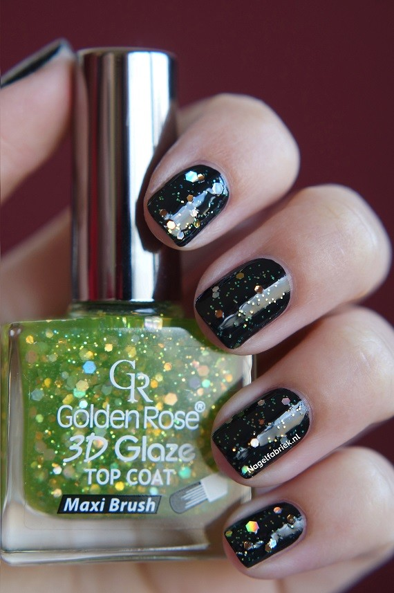 Golden Rose 3D Glaze Topcoat 08 - Nagelfabriek Blog