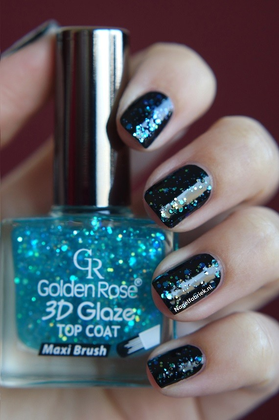 Golden Rose 3D Glaze Topcoat 11 - Nagelfabriek Blog