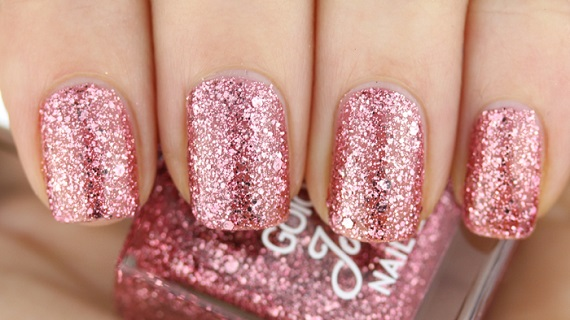 Golden Rose Jolly Jewels 104 Pinkypolish - Nagelfabriek Blog