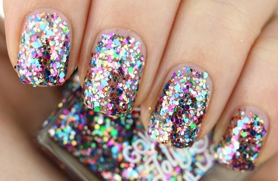 Golden Rose Jolly Jewels 119 Pinkypolish - Nagelfabriek Blog