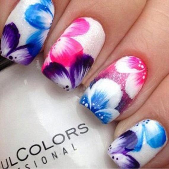 Nail Art Inspiratie 5 - Nagelfabriek Blog