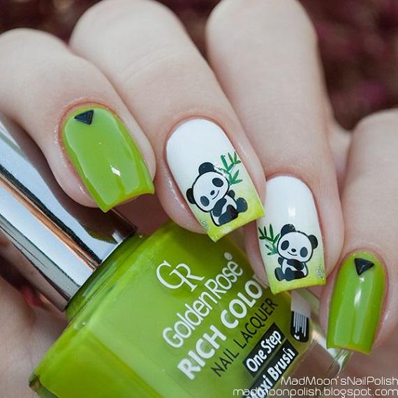 Nail Art Inspiratie 7 - Nagelfabriek Blog