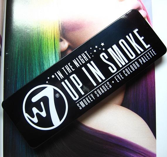 W7 Up In Smoke 2 - Nagelfabriek Blog