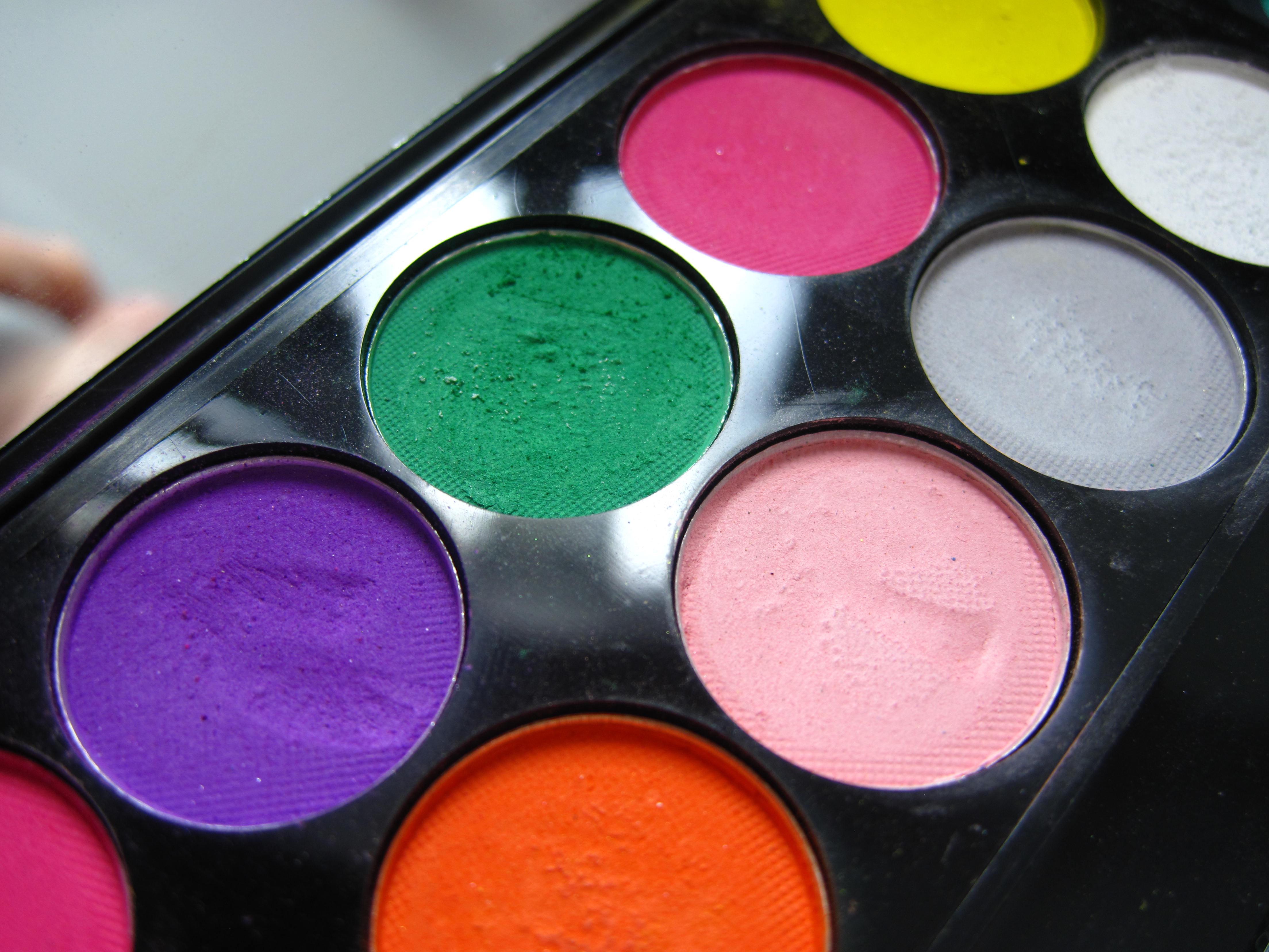 10 Sleek Primer & Ultra Mattes 1 Palette - Nagelfabriek