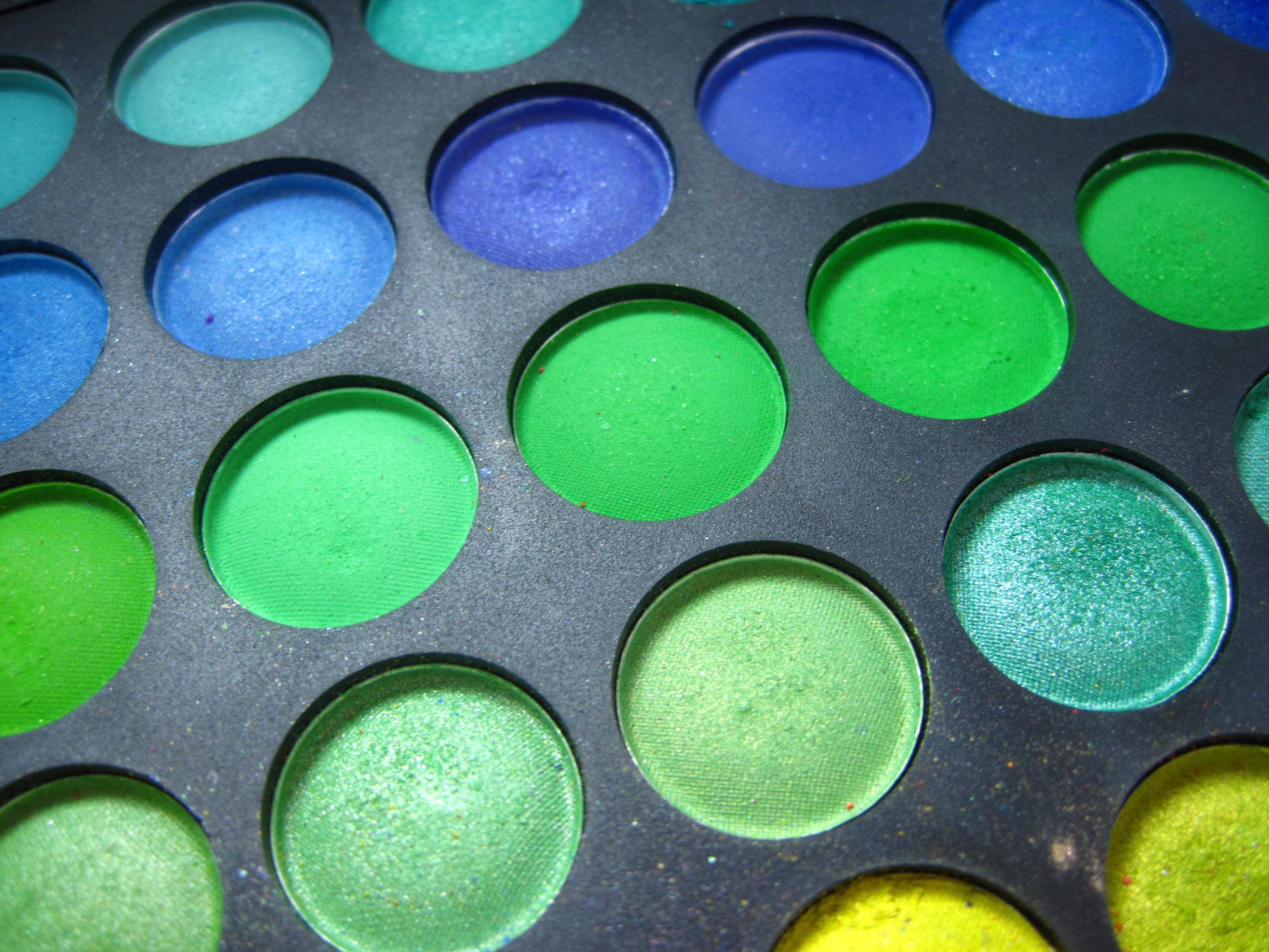 Sleek Primer & Ultra Mattes 1 Palette 7 - Nagelfabriek
