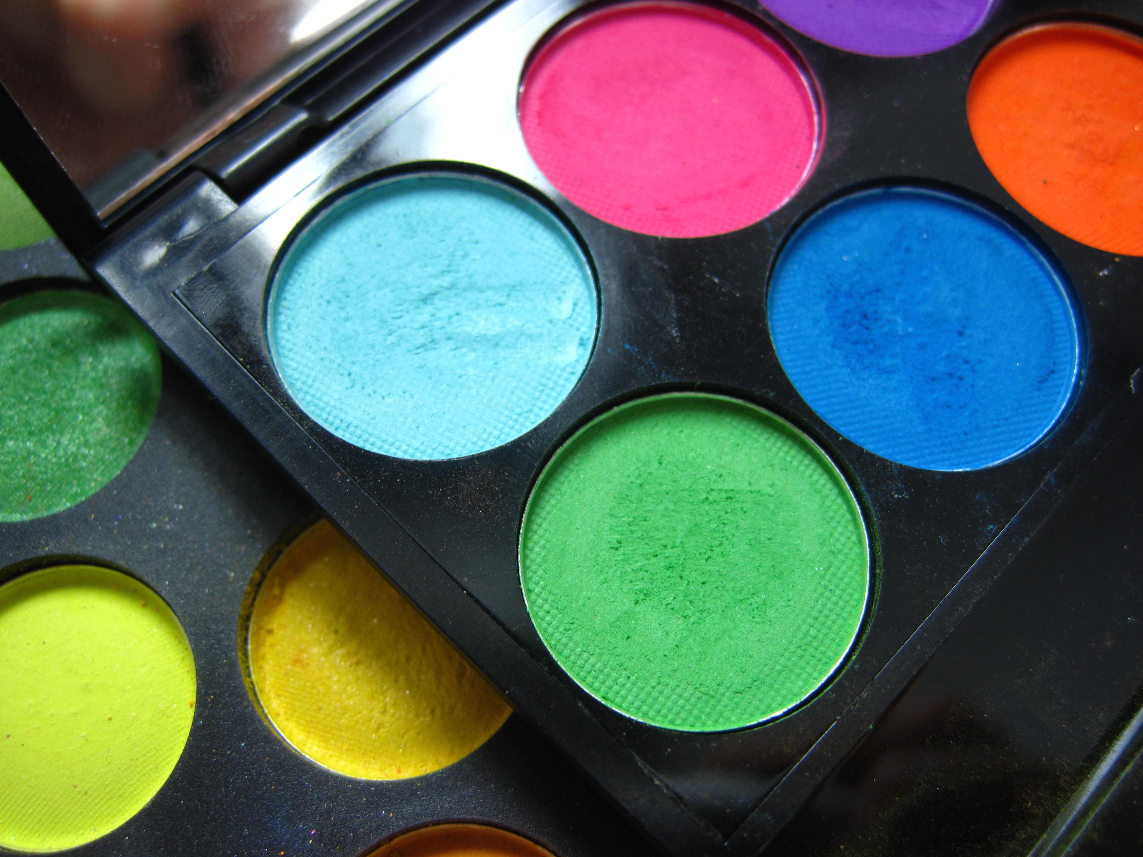 9 Sleek Primer & Ultra Mattes 1 Palette - Nagelfabriek