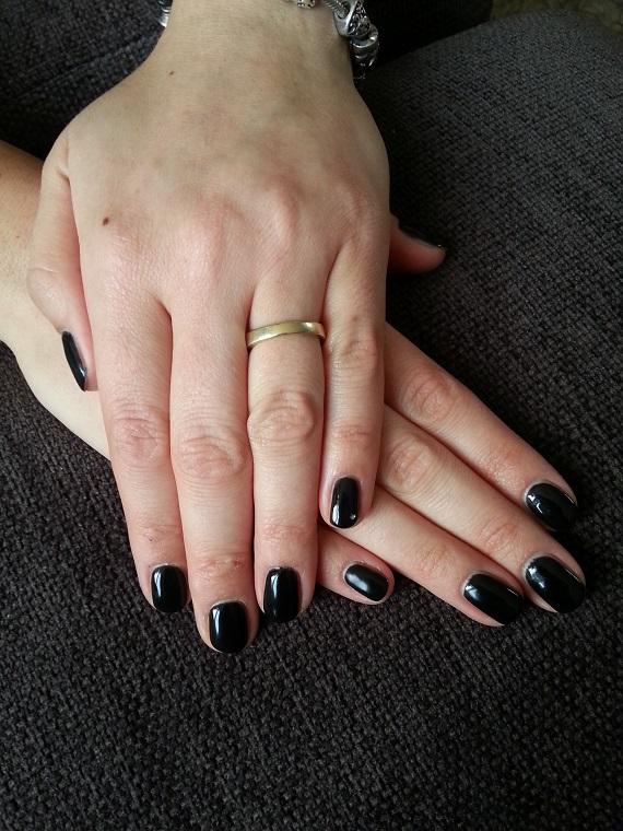 Rachel Black Jack - Nagelfabriek Blog