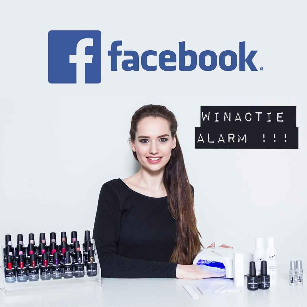 Winactie Soak Off Gellak Workshop Facebook