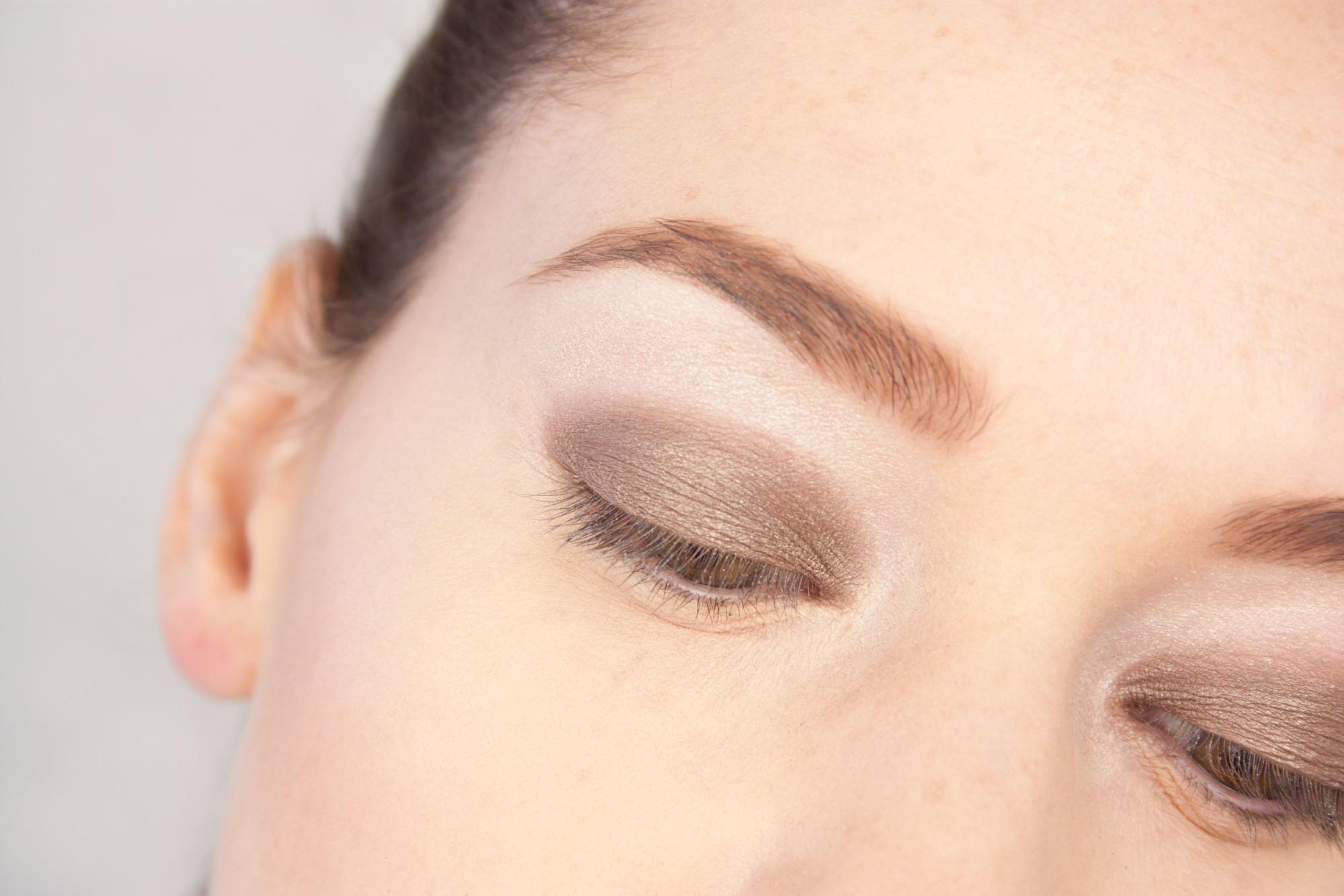 Tutorial Eyeshadow Palette 15