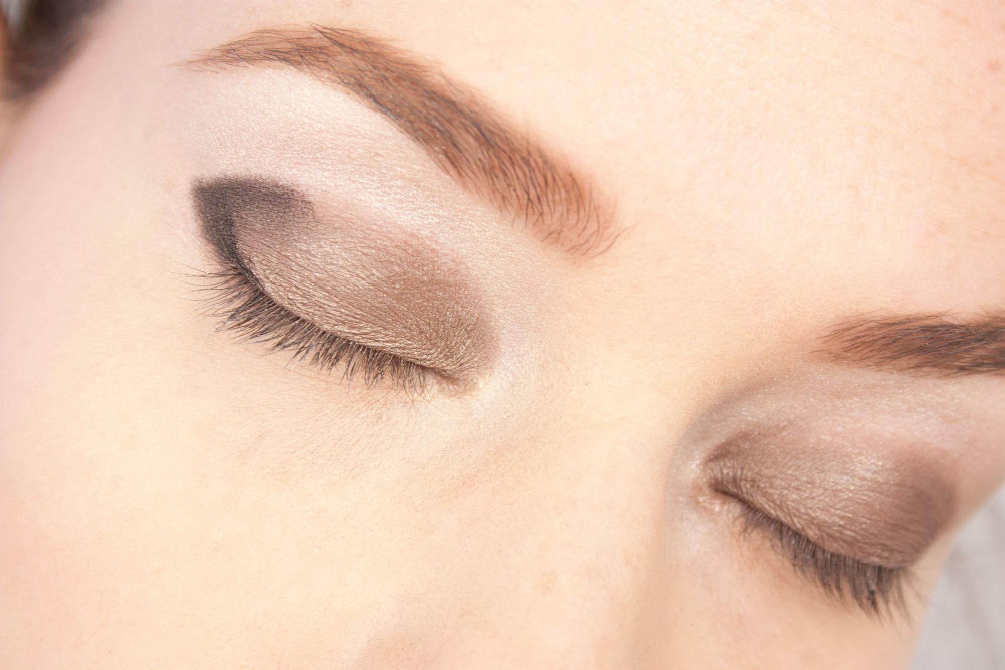 Tutorial Eyeshadow Palette